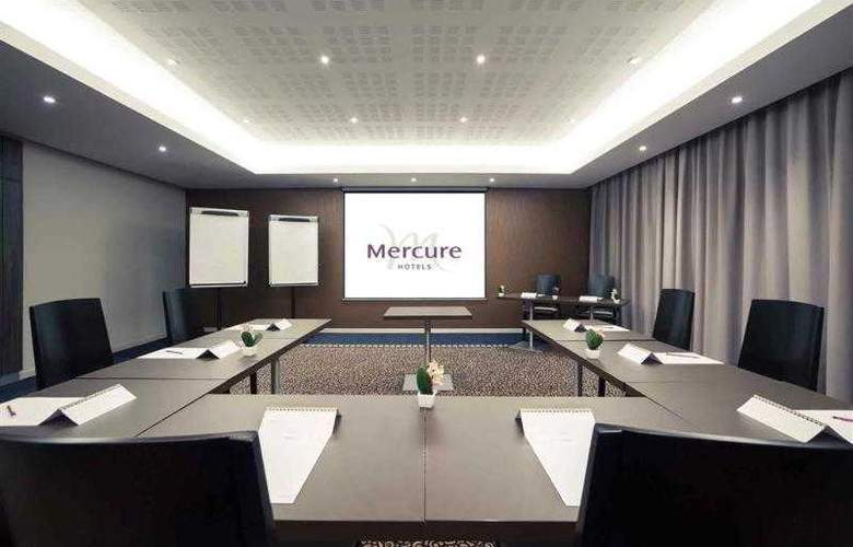 Mercure Brussels Centre Midi - Hotel - 9