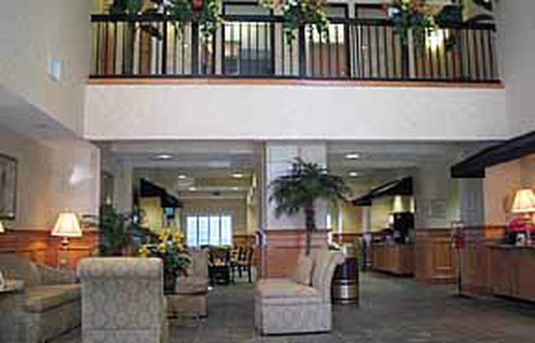Comfort Suites Airport - General - 3