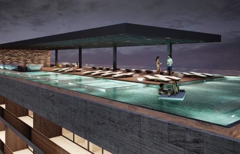 Sunscape Star Cancun - Terrace - 8