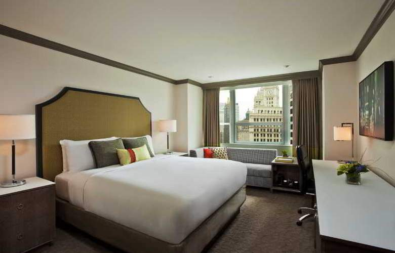 InterContinental Chicago Magnificent Mile - Room - 4