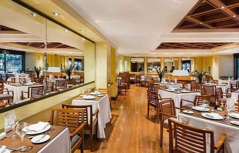 Plaza El Bosque Ebro - Restaurant - 24