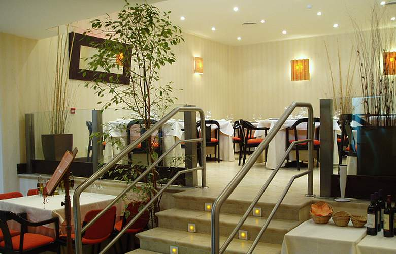 Villa de Barajas - Restaurant - 2