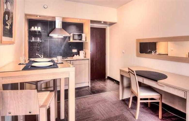 BEST WESTERN PLUS Hotel Casteau Resort Mons - Hotel - 46