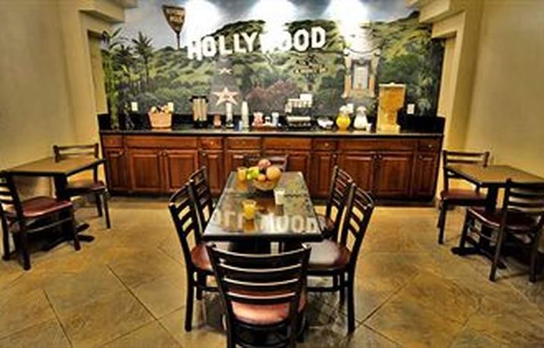 Hollywwod Inn Express South - Restaurant - 4