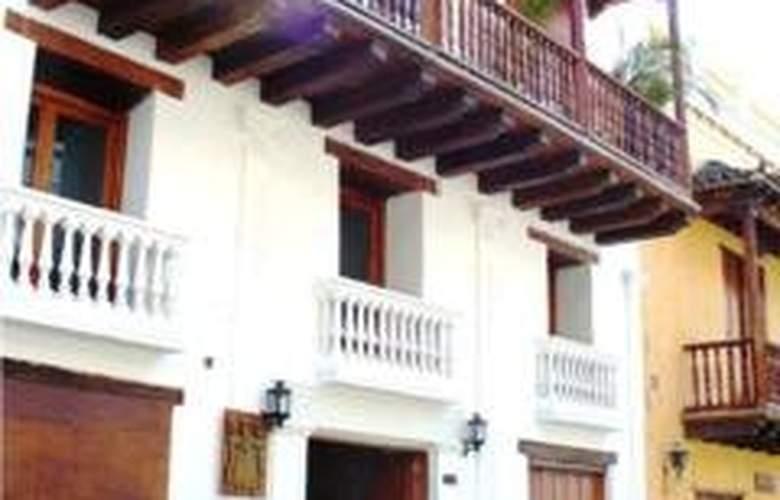 Don Pedro de Heredia - Hotel - 0