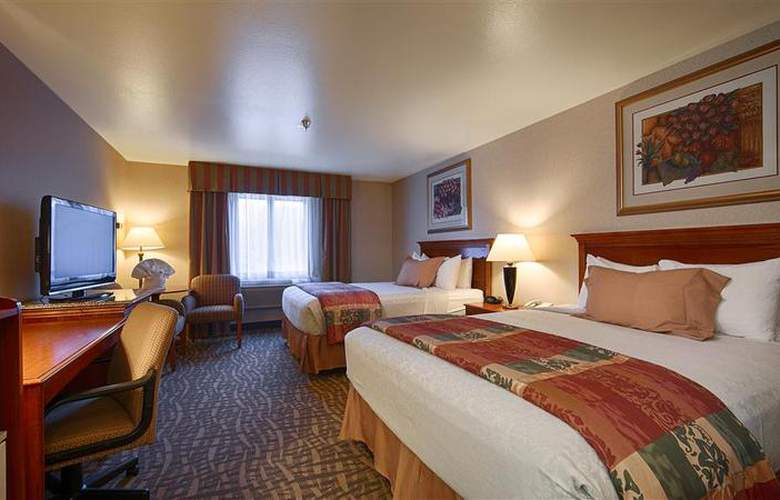 Best Western Plus High Sierra Hotel - Room - 114