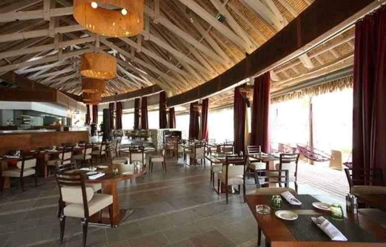 Intercontinental Bora Bora Resort & Thalasso Spa - Restaurant - 12