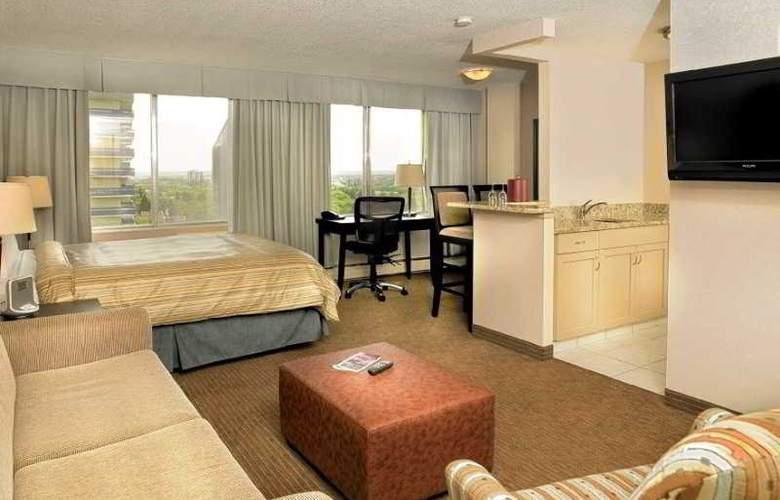 Campus Tower Suite Hotel - Room - 6