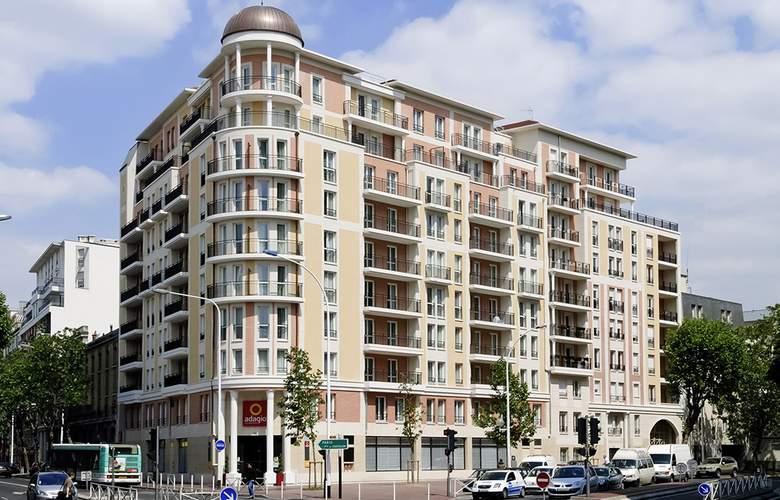 Apartahotel Adagio Paris Montrouge - Hotel - 0
