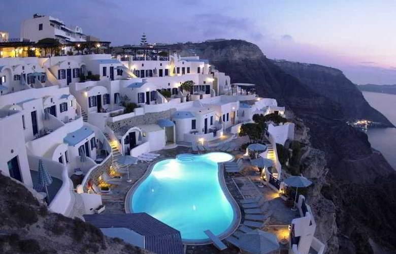 Volcano's View Villas Apts - Hotel - 0