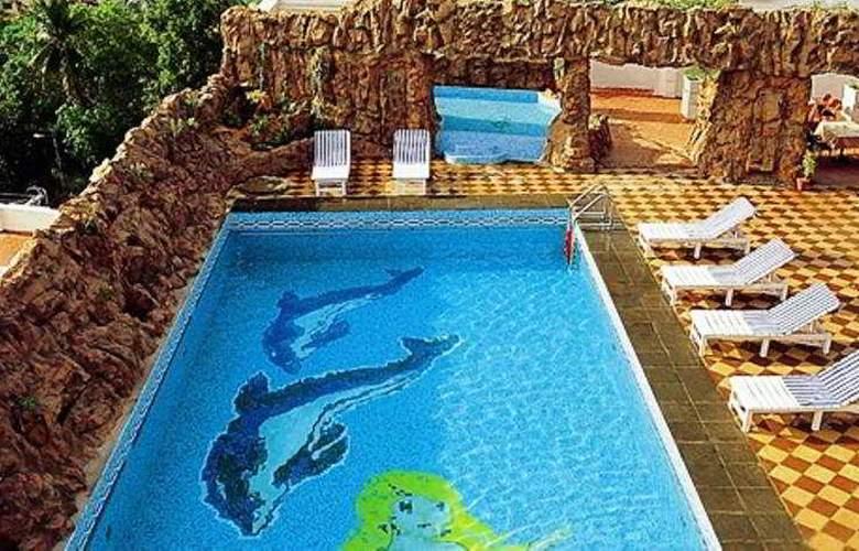 Annamalai International Hotel - Pool - 6