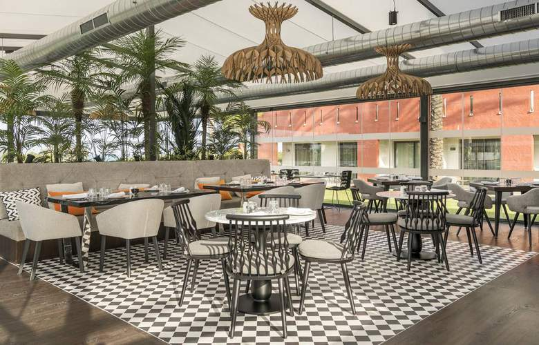 Ilunion Calas de Conil - Restaurant - 26