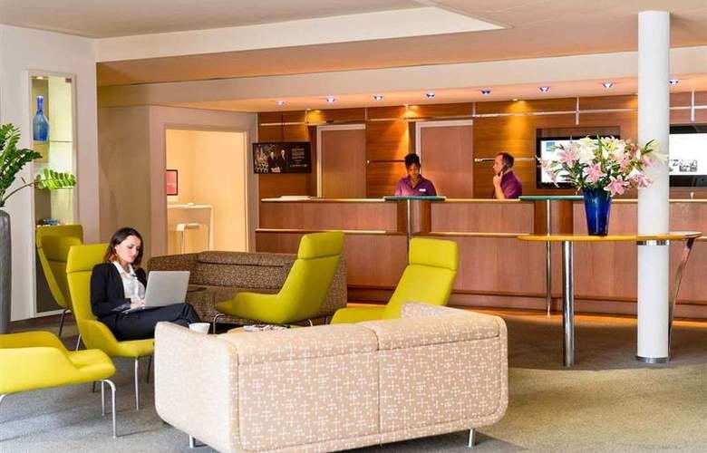 Novotel Sophia Antipolis - Hotel - 35