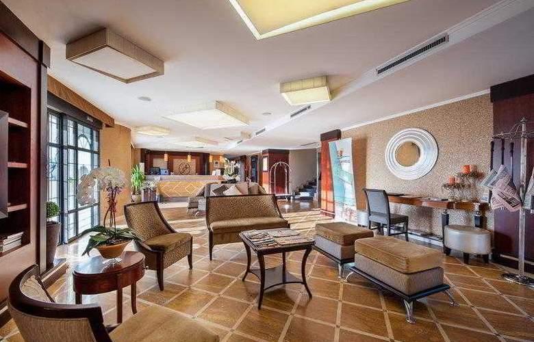 BEST WESTERN PREMIER Villa Fabiano Palace Hotel - Hotel - 25