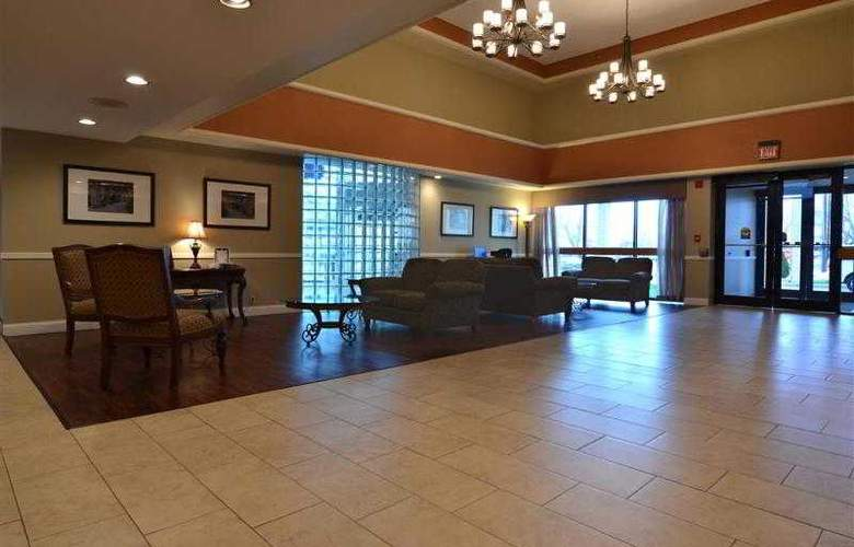Best Western Plus East Towne Suites - Hotel - 14