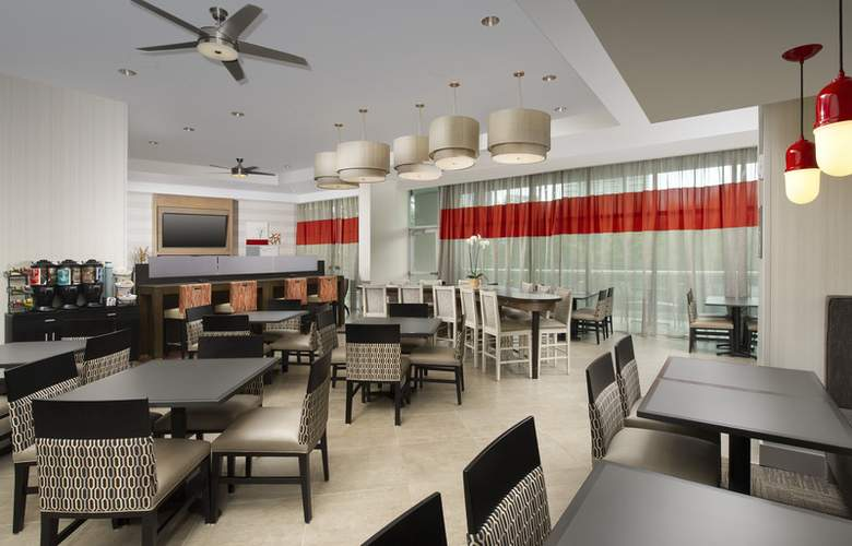 Homewood Suites by Hilton Miami Downtown/Brickell - Restaurant - 5
