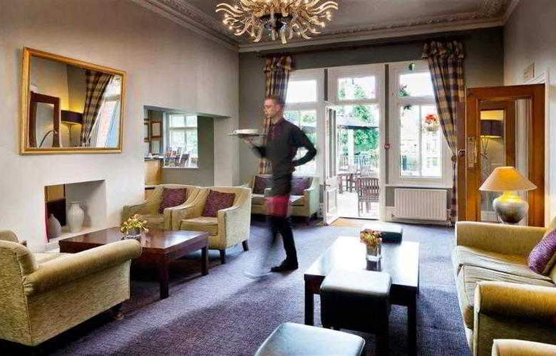 Mercure London Staines - Hotel - 7