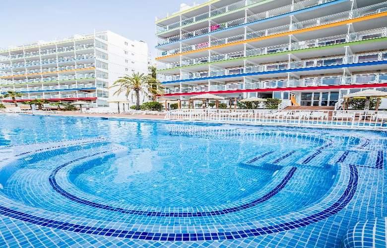 Deya (Hotel 3* - Apartamentos 2 LL) - Pool - 19