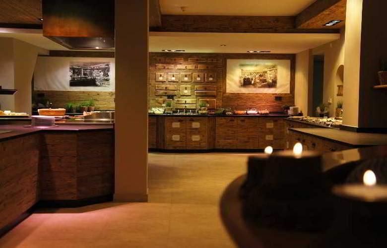 Krumers Post Hotel & Spa - Restaurant - 19