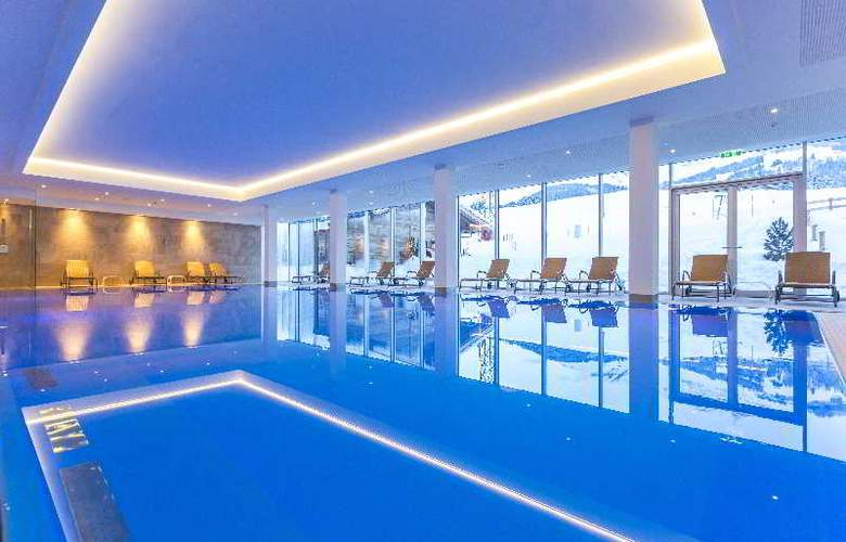 lti alpenhotel Kaiserfels - Pool - 2