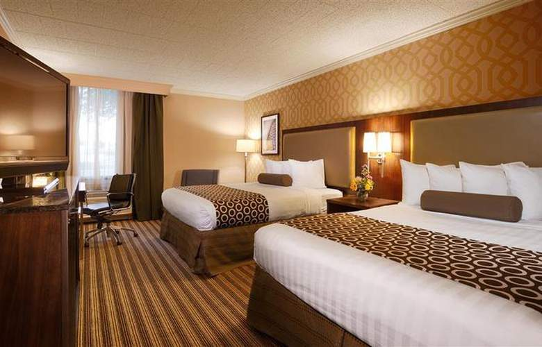Best Western Premier The Central Hotel Harrisburg - Room - 38