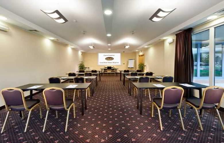 Grand Hotel Milano Malpensa - Conference - 3