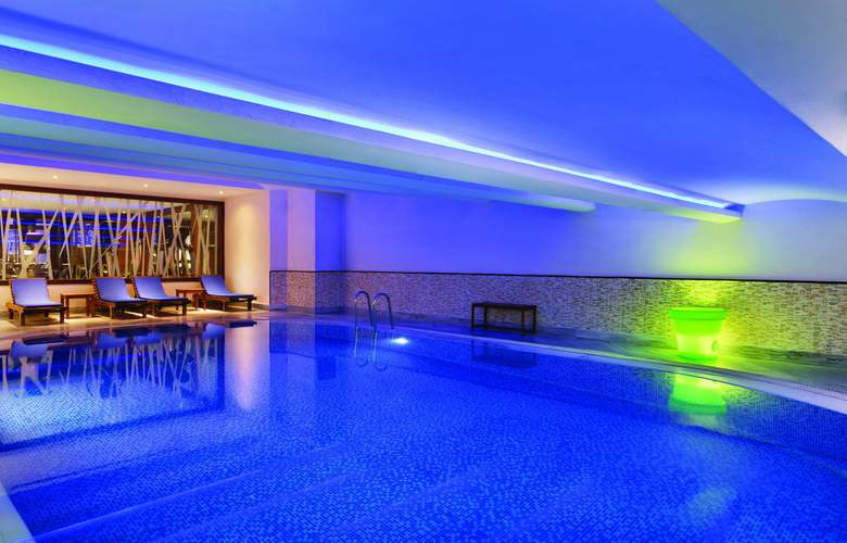 Crowne Plaza Istanbul - Old City - Spa - 17
