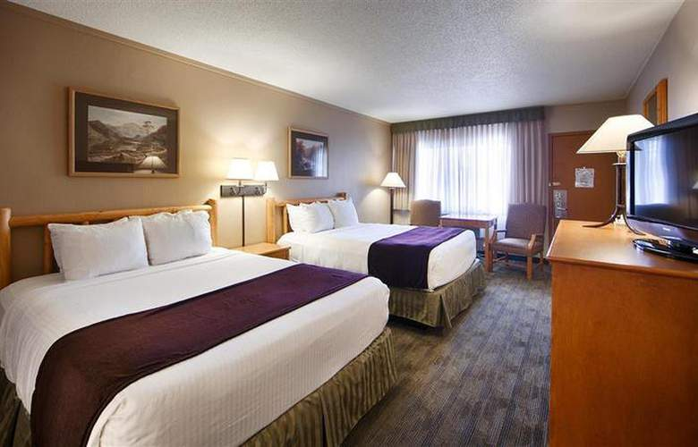 Best Western Sheridan Center - Room - 85