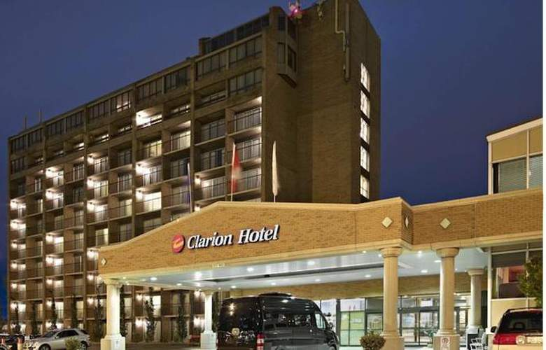 Clarion Hotel & Conference Centre Calgary - Hotel - 0