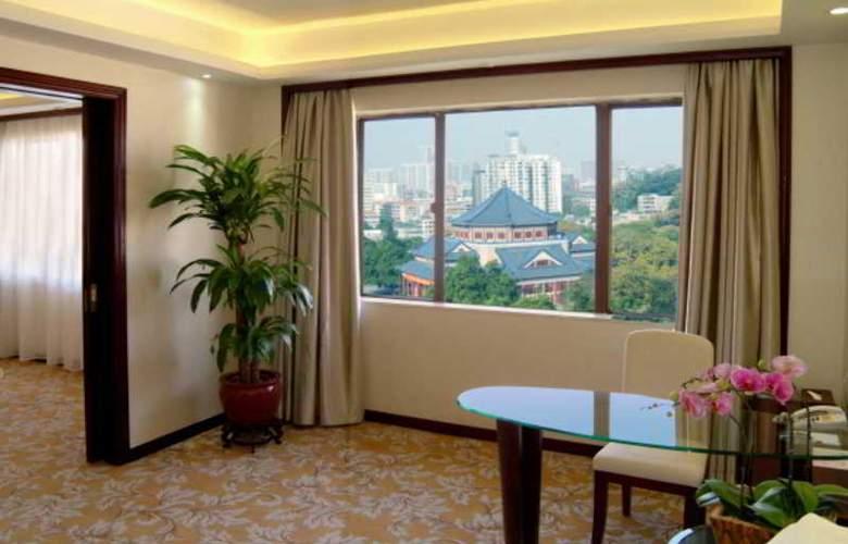 GuangDong Hotel - Room - 17