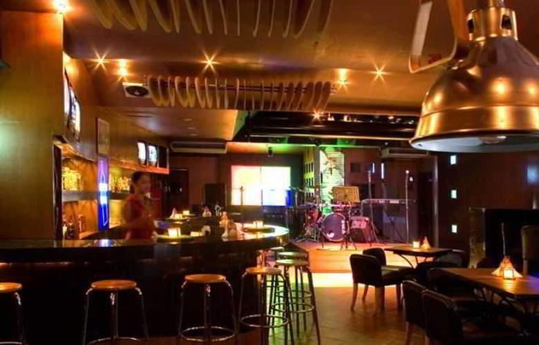Citystate Asturias Hotel Palawan - Bar - 4
