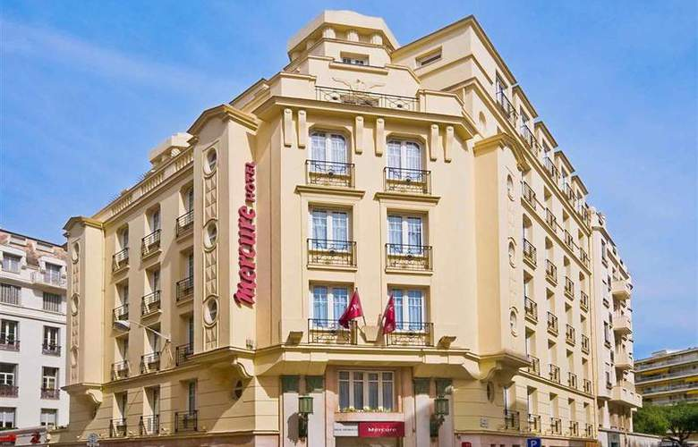 Mercure Nice Centre Grimaldi - Hotel - 37