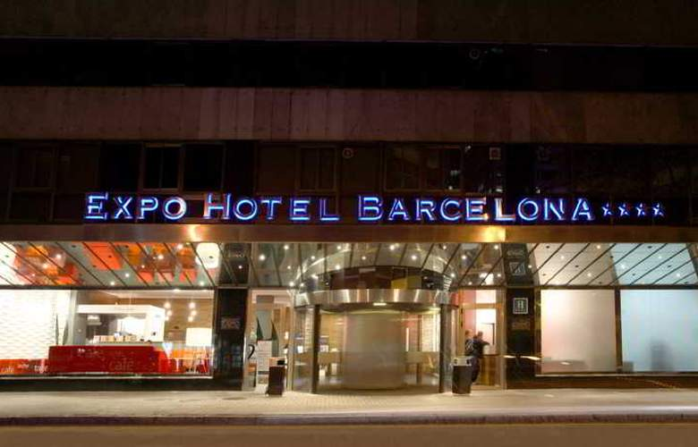 Expo Hotel  Barcelona - Hotel - 8