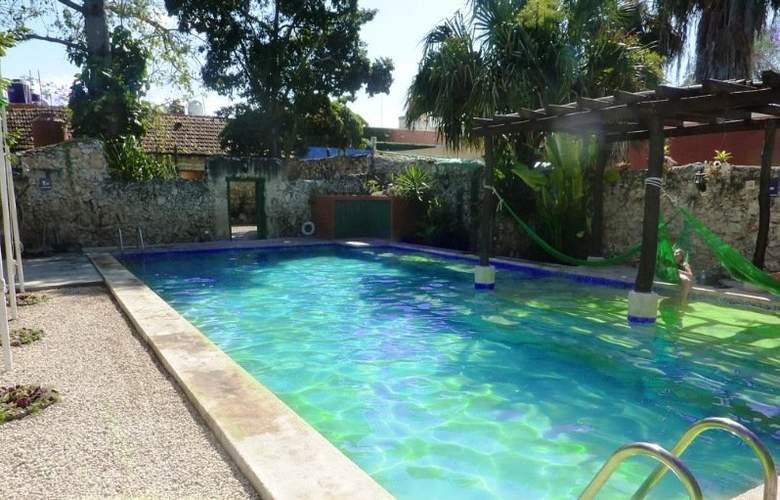 Hotel del Peregrino - Pool - 7
