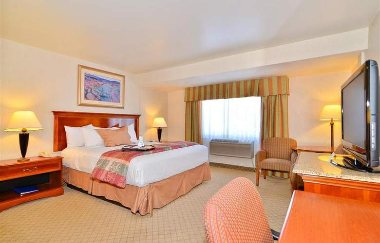Best Western Plus High Sierra Hotel - Room - 126