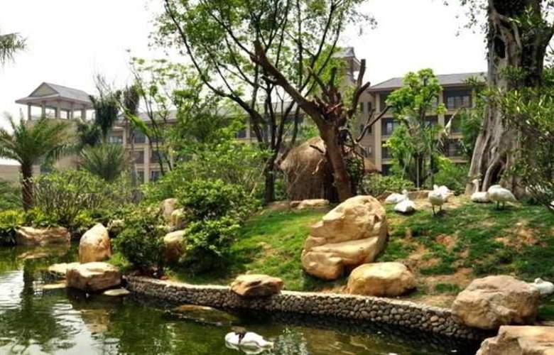 Chimelong - Terrace - 0