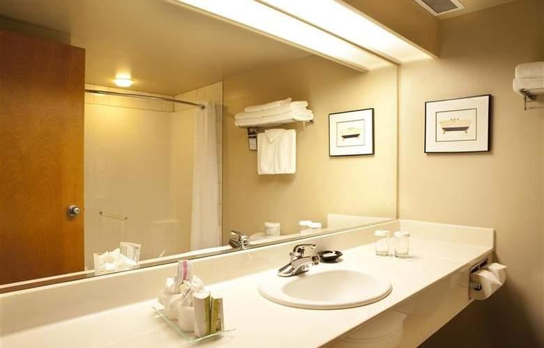 Best Western Plus Pocaterra Inn - Room - 118
