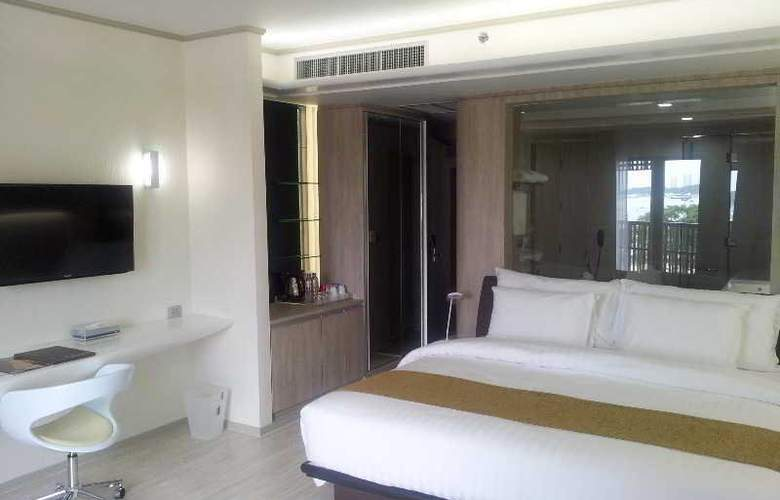 Pattaya Discovery Beach Hotel - Room - 22