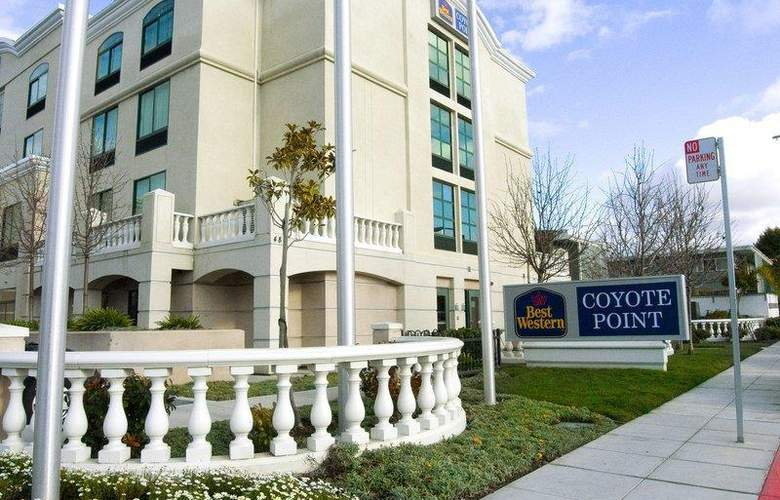 Best Western Plus Coyote Point Inn - Hotel - 10