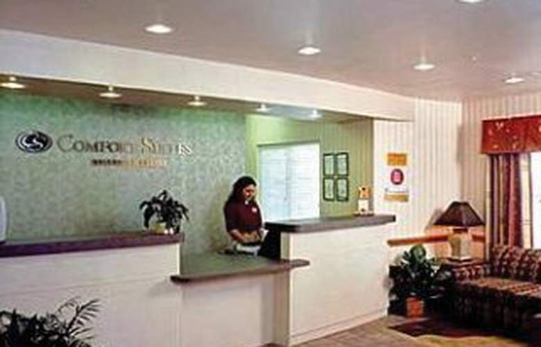 Comfort Suites Universal Orlando - General - 1