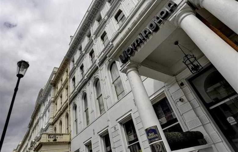 Best Western Mornington Hotel London Hyde Park - Hotel - 42