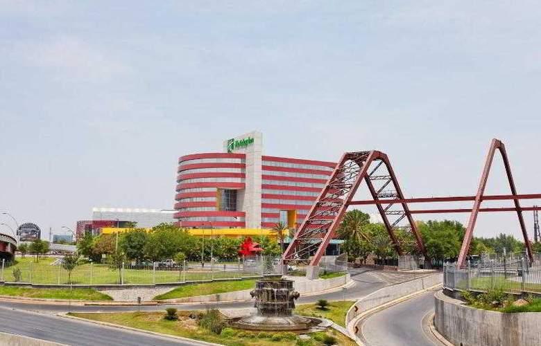 Holiday Inn Monterrey Parque Fundidora - Hotel - 12