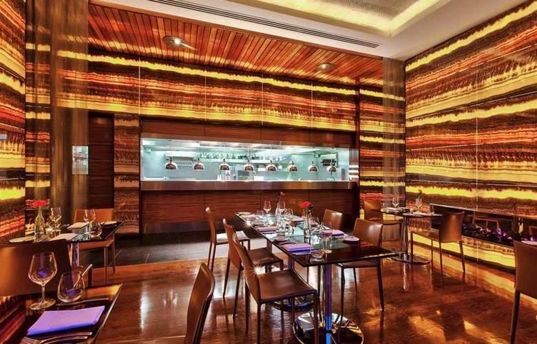 Sofitel Viaduct Harbour - Restaurant - 93