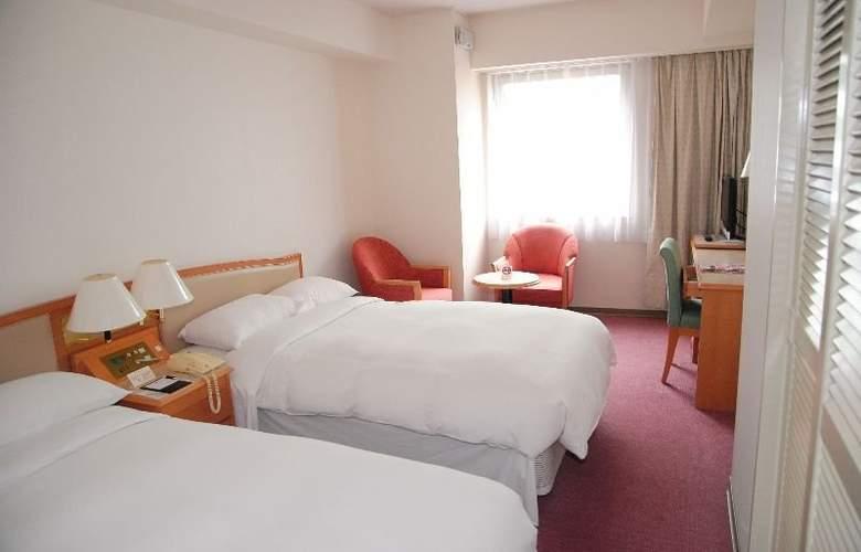 Sunroute Taipei - Room - 4