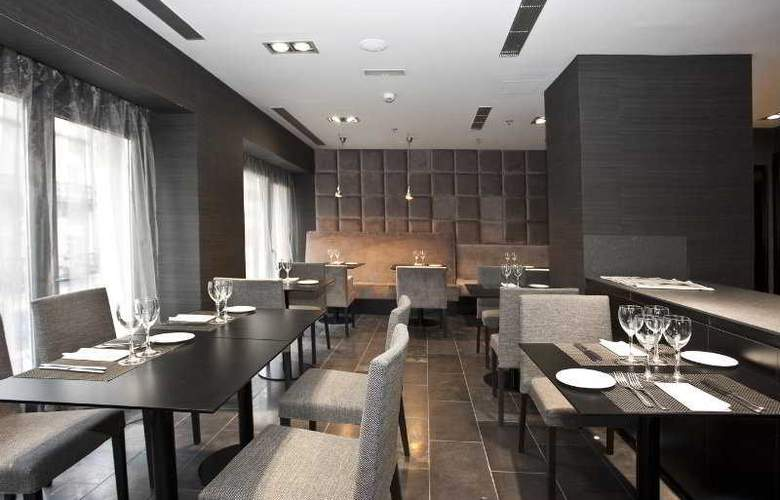 Zenit Vigo - Restaurant - 16