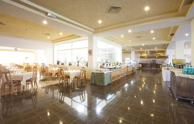 El Mouradi Cap Mahdia - Restaurant - 9