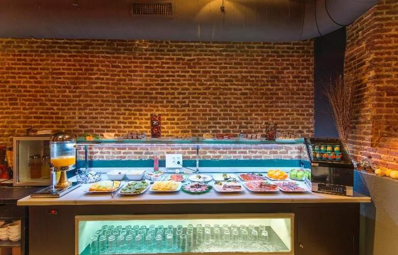 Petit Palace Posada del Peine Madrid - Restaurant - 19