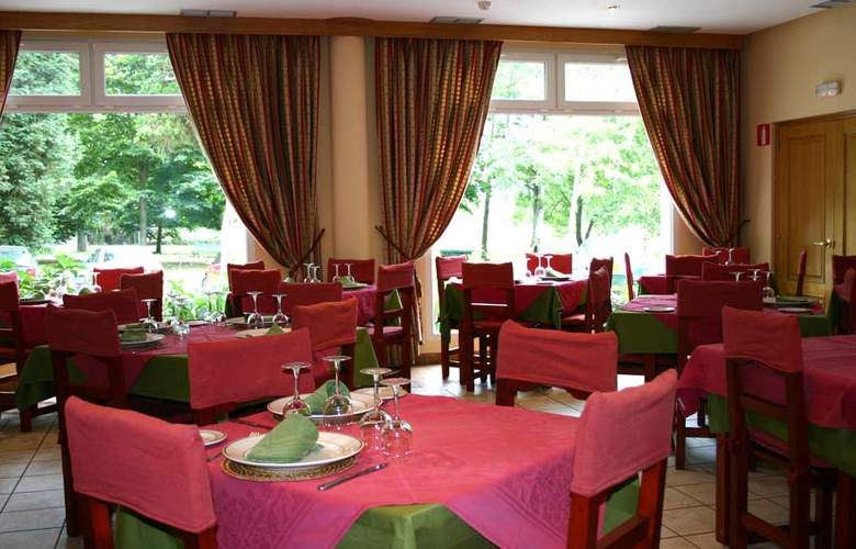 Balneario Parque de Alceda - Restaurant - 2