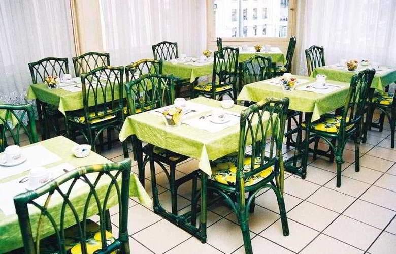 Minotel Foch - Restaurant - 1