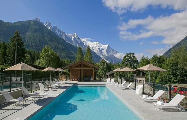 Best Western Plus Excelsior Chamonix Hotel & Spa - Pool - 50